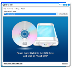 FREE DVD to MP4 Software...