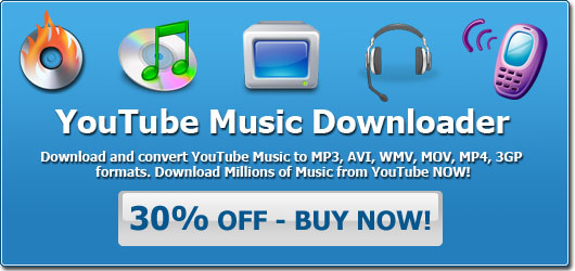 YouTube Music Downloader discount